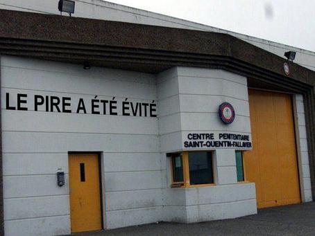 Prison de Saint-Quentin-Fallavier : Le pire à été évité