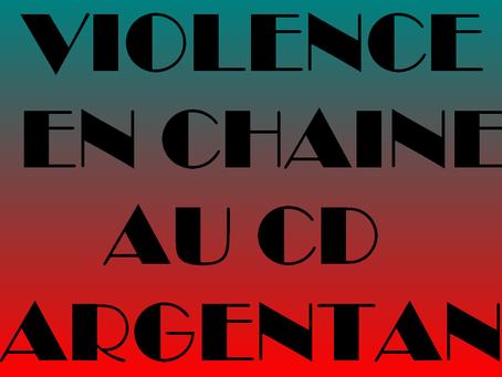 Prison d'Argentan : Violence en chaine au Centre de Détention