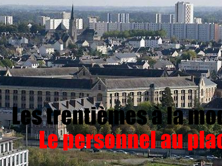 Prison de Rennes : Les trentièmes à la mode ! Le personnel au placard !