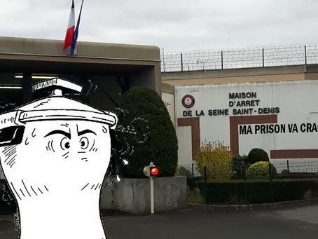 Prison de Villepinte : Ma prison va craquer !!!