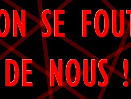Prison de Moulins : On se fout de nous !