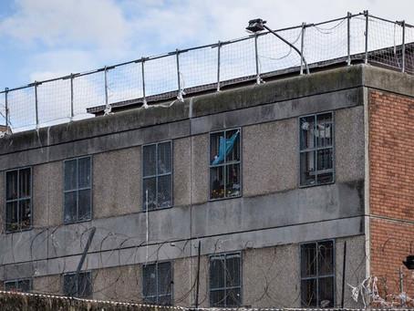 Prison de Villepinte : Réouverture du bureau au quotidien !