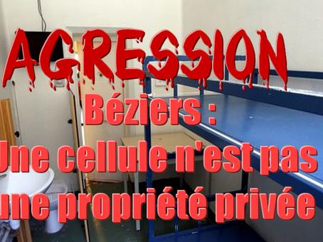 Prison de Béziers : Une cellule n'est pas une propriété privée
