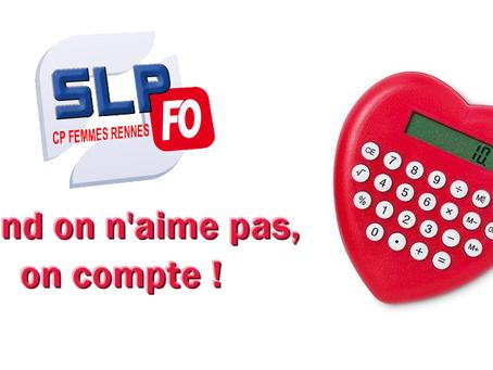 Prison pour femmes de Rennes : Quand on n'aime pas, on compte !