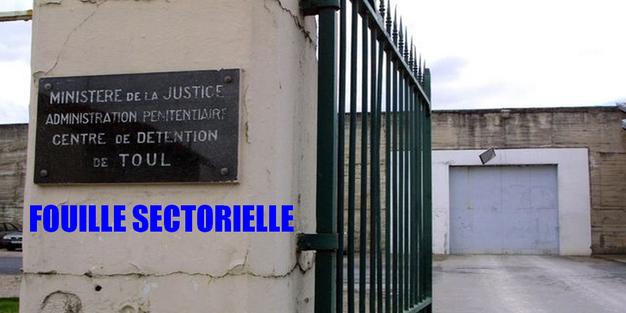 Prison de toul fouille sectorielle snp fo syndicat - Grille indiciaire surveillant penitentiaire ...