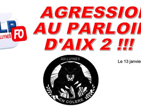 Prison d'Aix-Luynes : Agression au parloir d'Aix 2