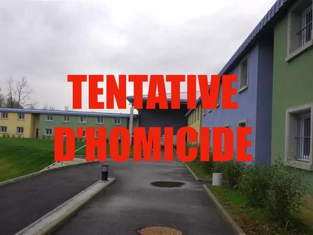 EPM d'Orvault : TENTATIVE D'HOMICIDE