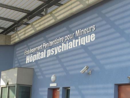 Prison de Porcheville : Nouvelle agression !!!!