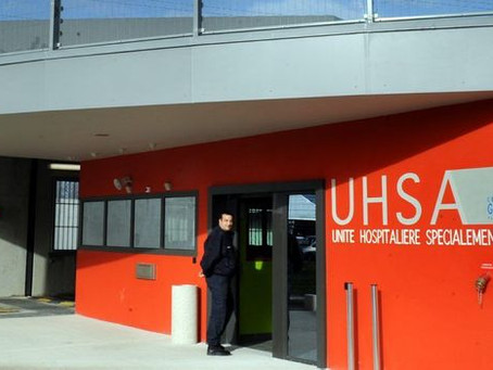Prison de Toulouse-Seysses : Incidents UHSA !