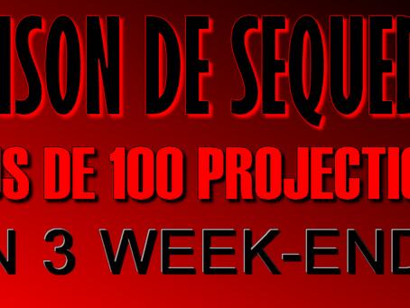 Prison de Sequedin : Recrudescence de Projections : Dans l'indifférence totale !