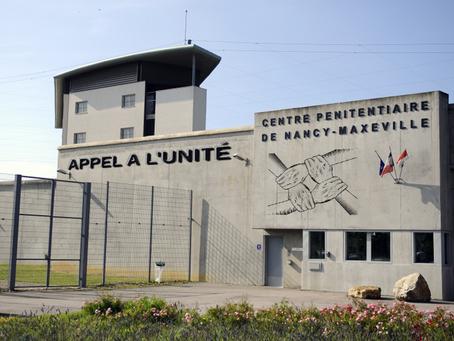 Prison de Nancy-Maxeville : APPEL à L'UNITÉ