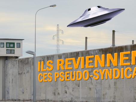 Prison de Villeneuve-les-Maguelone : Ils reviennent... ces pseudo-syndicats