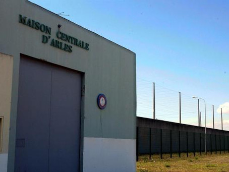 Arles : Rencontre avec le Directeur Interrégional des Services Pénitentiaires