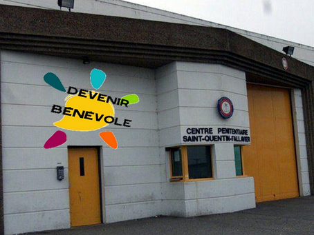 Du bénévolat à la prison de Saint-Quentin-Fallavier