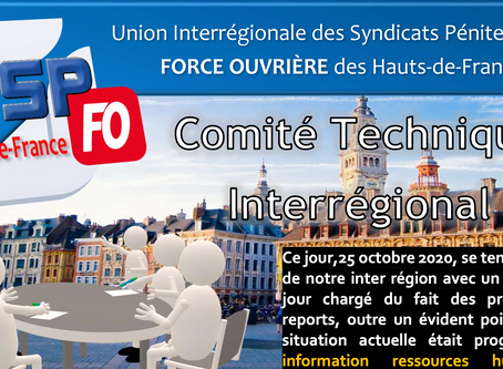 UISP-FO Hauts-de-France : Comité Technique Interrégional