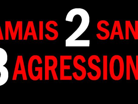 Prison de Valence : JAMAIS 2 SANS 3 ... AGRESSIONS