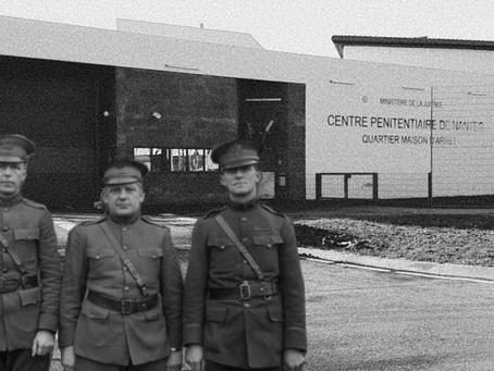 Prison de Nantes : C'est reparti comme en 14 !