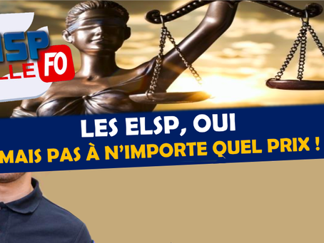 UISP Lille : Les ELSP, OUI, mais pas à n'importe quel prix !