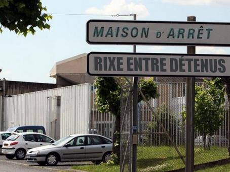 Prison d'Albi : Rixe à la maison d'arrêt