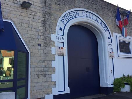 Prison de Caen : PREJ / Suite visite DAP