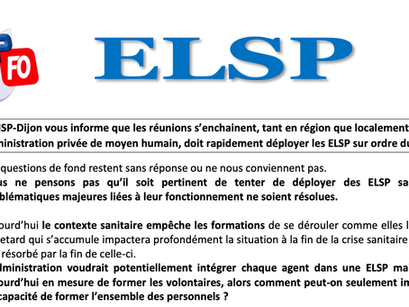 UISP-DIJON : ELSP