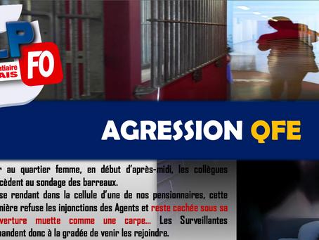 Prison de Beauvais : AGRESSION Au Quartier Femme