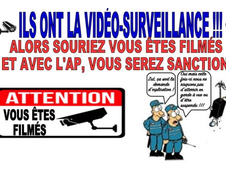 UISP-FO PACA-CORSE : ATTENTION, Vous Êtes Filmés !