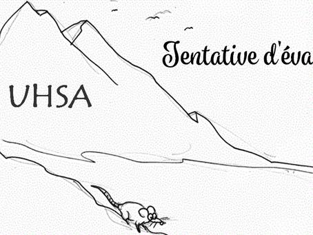 UHSA Toulouse : Tentative d'évasion !