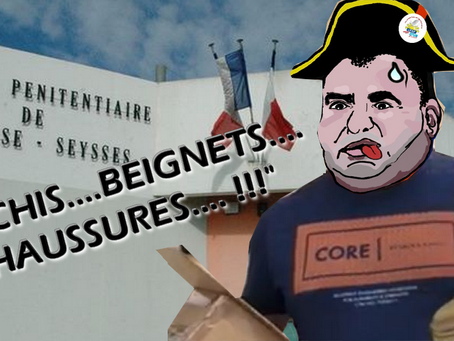 Prison de Toulouse-Seysses : Visiste de l'ufap en terre Seysseoise !