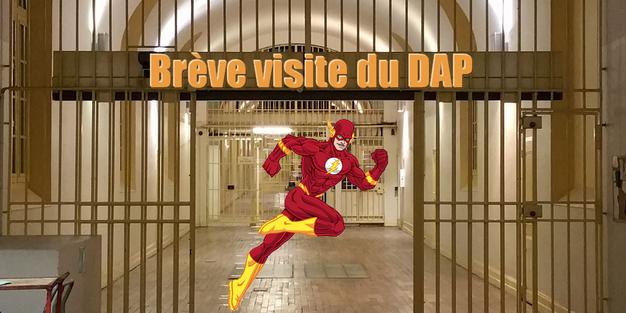 Prison de fresnes br ve visite du dap snp fo - Grille indiciaire surveillant penitentiaire ...