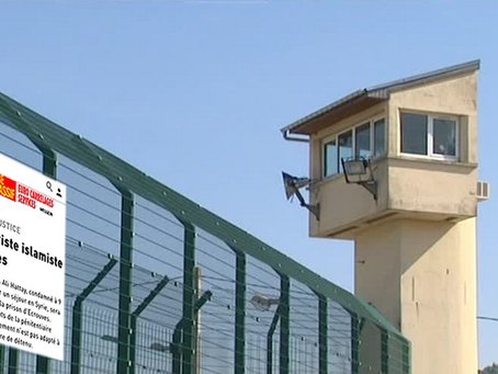 Prison d'Écrouves : Article Est Républicain