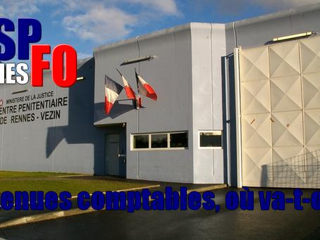 UISP-FO Rennes : Retenues comptables, où va-t-on ?