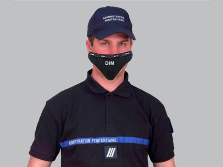Prison de Nancy-Maxeville : Information sur les Masques en tissu distribués par l'Administration