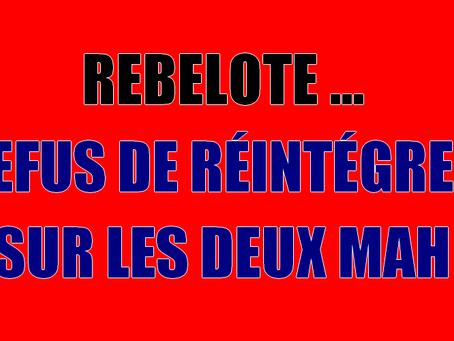 Prison de Toulouse-Seysses : Rebelote... Refus de réintégrer sur les 2 MAH
