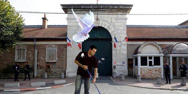 Prison de fresnes quand les colombes d f quent c 39 est - Grille indiciaire surveillant penitentiaire ...