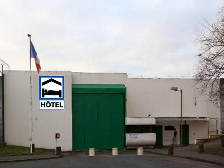 Prison de Bois-d'Arcy : Prison à la carte !