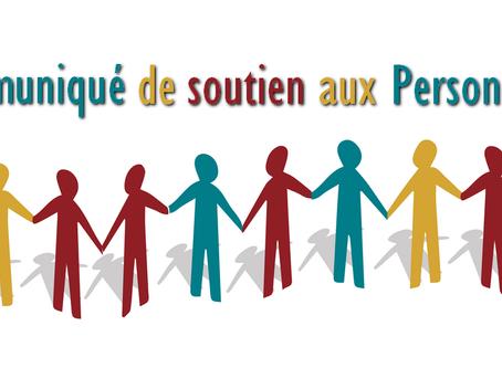 Prison de Roanne : Solidaire du CD de Tarascon !