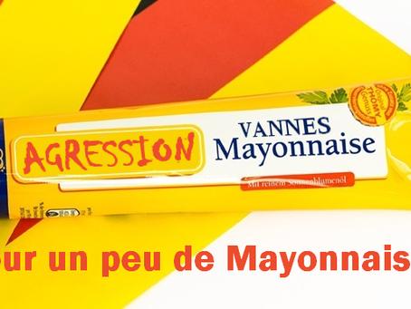 Prison de Vannes : AGRESSION pour un peu de Mayonnaise...