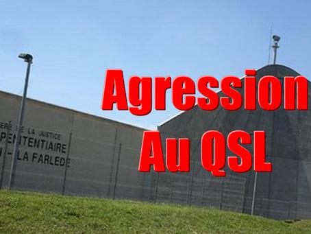 Prison de Toulon : Agression d'un surveillant au QSL !
