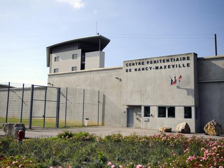 Prison de Nancy : Chacun ses priorités (ou la course à la prime …)