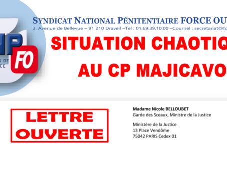 Lettre Ouverte à Madame Nicole Belloubet : Situation chaotique au CP Majicavo
