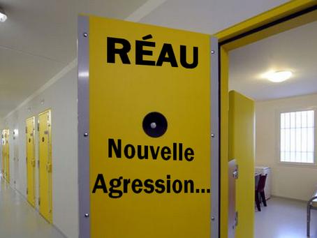 Prison de Réau : Nouvelle Agression au CDH1