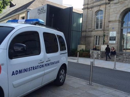 PREJ St-Quentin Fallavier : Tentative d'évasion !