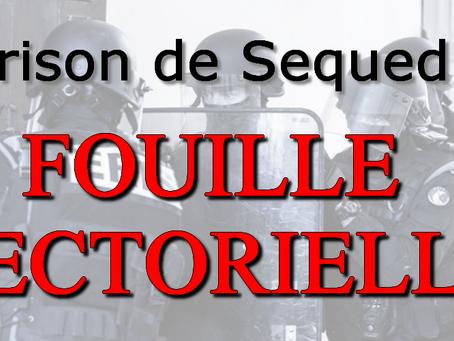 Prison de Sequedin : Fouille sectorielle !