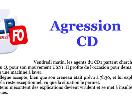 Prison de Bourg-en-Bresse : AGRESSION au Centre de Détention