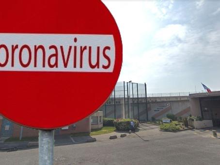 Prison d'Osny : ALERTE CLUSTER à la MAVO !