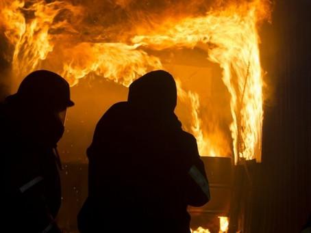 Prison de Fleury-Mérogis: Flash-inFO D5 / Une journée enflammée !
