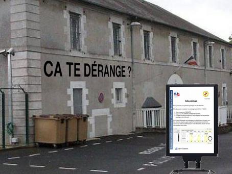 Prison de Coutances : Ca te dérange ?