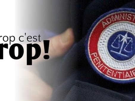 Prison pour Femmes de Rennes : Trop c'est trop ! Transfert à nouveau exigé !