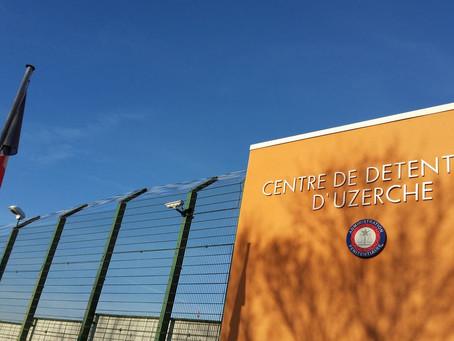 Prison d'Uzerche : La Montagne du Mépris
